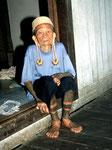 Kenayh Dayak-Frau in Pampang.