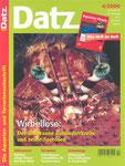Ros, Wolfgang (2006): Auslösen der Fortpflanzung bei Froschwelsen, D. Aqu. u. Terr. Z. (Datz) 59 (4): 33-37.