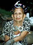 Borneo Dayak.
