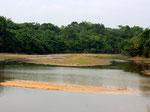 Boa Vista, hier: Fangplatz.