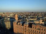 Wien: Blick vom Haus des Meeres.