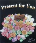 『Present for YOU』2013年MeMi展@ギャラリー御堂筋