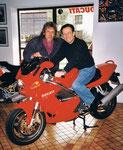 3/2001 beim AUDI Entwicklungschef Gerd Soder