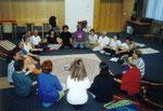 Yogatreffen Semmering 2001