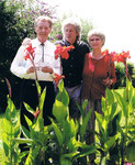 7/2008 Prof. Bernd Lötsch auf Urlaub beim Längsee
