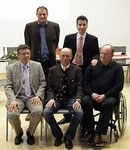 Das ÖVP Team mit Ersatzgemeinderäte