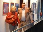 Vize BGM Marie-Luis Matiaschitz aus Klagenfurt u. BGM Seunig