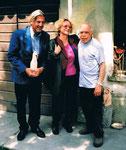 5/2002 im Piemont bei Grappabrenner Romano Levi (+)