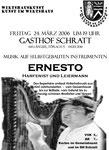 23.6.2006  Ernesto im Gasthof Schratt