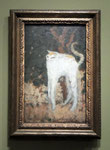 die Katze von Pierre Bonnard