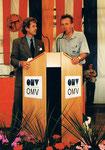 4/1998 OMV Fest mit Rallye Legende Rudi Stohl