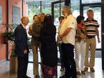 Besucher sogar aus Klagenfurt