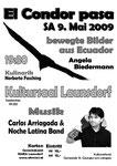 9.5.2009 El Condor Pasa