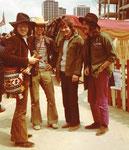5/1972 - mit der Popgruppe NON PLUS ULTRA als Manager in Paris