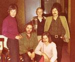 6/1971 - mit Jack Grunsky und Band beim Konzert im Burgenland
