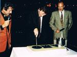 7/1996 Erdgassommerfest in Gerasdorf mit BM Caspar Einem und VD Marc Hall