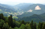 Blick ins Görschitztal nach Eberstein