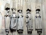 die 5 glücklichen Jungfrauen am Dom zu Magdeburg