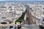der Bahnhof Montparnasse
