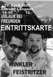 27.4.2007  Winkler&Feistritzer beim Seewirt am Längsee