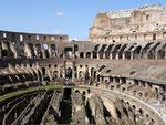 Das Wahrzeichen Colosseum