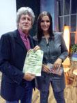 10/2012 mit Barbara Karlich nach der Aufzeichnung