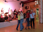 ...auch die Tänzer