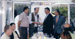 6/2003 Wasserkrüge von Landeshauptmann Stv. Reinhard Rohr