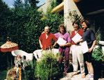 7/1995 CD Vertragsunterzeichnung mit der Popgruppe NON PLUS ULTRA