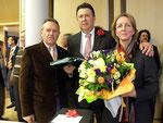 1. Vizebürgermeister aus Zoppola gratuliert