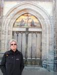 das Kirchentor der Lutherthesen