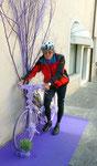 """Auf ein """"neues"""" Fahrrad umgestiegen!"""