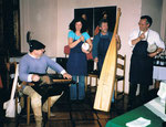 4/2000 mit Leiermann Ernesto im Orchester