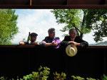 5/2012 Radio Kärntentag mit Marcus Gruze - Georgium und Herbert Marktl Theaterintendant