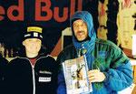 12/2000 mit Alexandra Meisnitzer