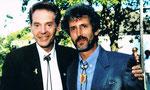 9/1997 Goldenes Au-Rangerabzeichen von Prof. Bernd Lötsch erhalten