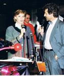7/1997 Christa Kummer beim Erdgasfest