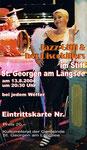 13.8.2004  <br>Jazz Gitti im Stift St. Georgen