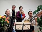 2/2012 Rosenmontagkonzert mit Agnes Palmisano & Band