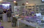 im Lavendelshop