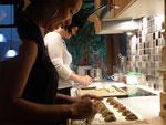 Vorbereitungen für We Ja Tui (etwas zum Essen!)