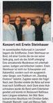 26.2. Konzert mit ERWIN STEINHAUER