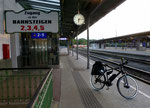 Bahnhof St. Veit - Zug nach Mallnitz