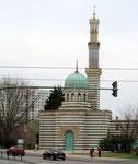 keine Moschee sondern ein Wasserpumpwerk!