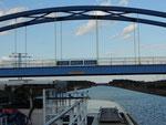 ...und des Elbe - Havel Kanals