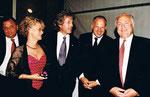 7/1998 Russengasfest mit Präsident Wictor Tschernomyrdin