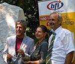 8/2007 Pressekonferenz mit BFI Chef Kurt Lassnig