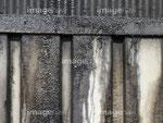 壁面に付着した油分汚れ除去