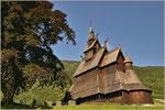 Stabkirche von Hopperstad 1140 erbaut
