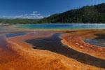 Geysire Yellowstone NP